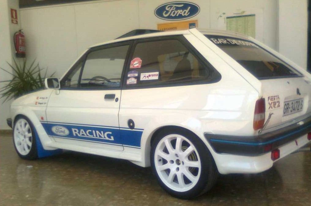 ford-fiesta-xr2-rally - Performance Cars | Modified Cars | Young ...