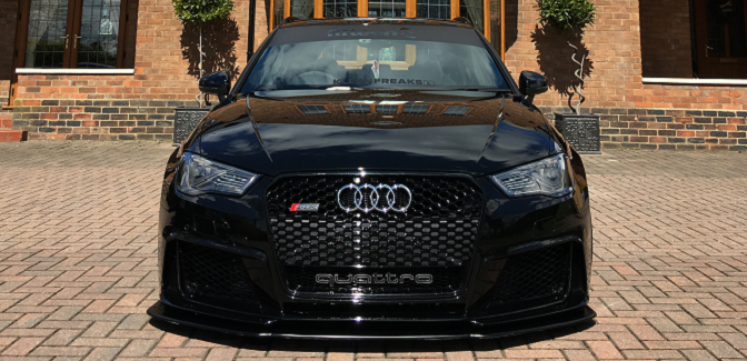 Customer Car Gallery – Warwick's Audi RS3 Quattro
