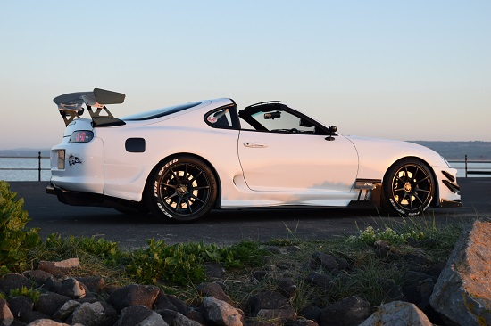 Toyota Supra - Modified Car