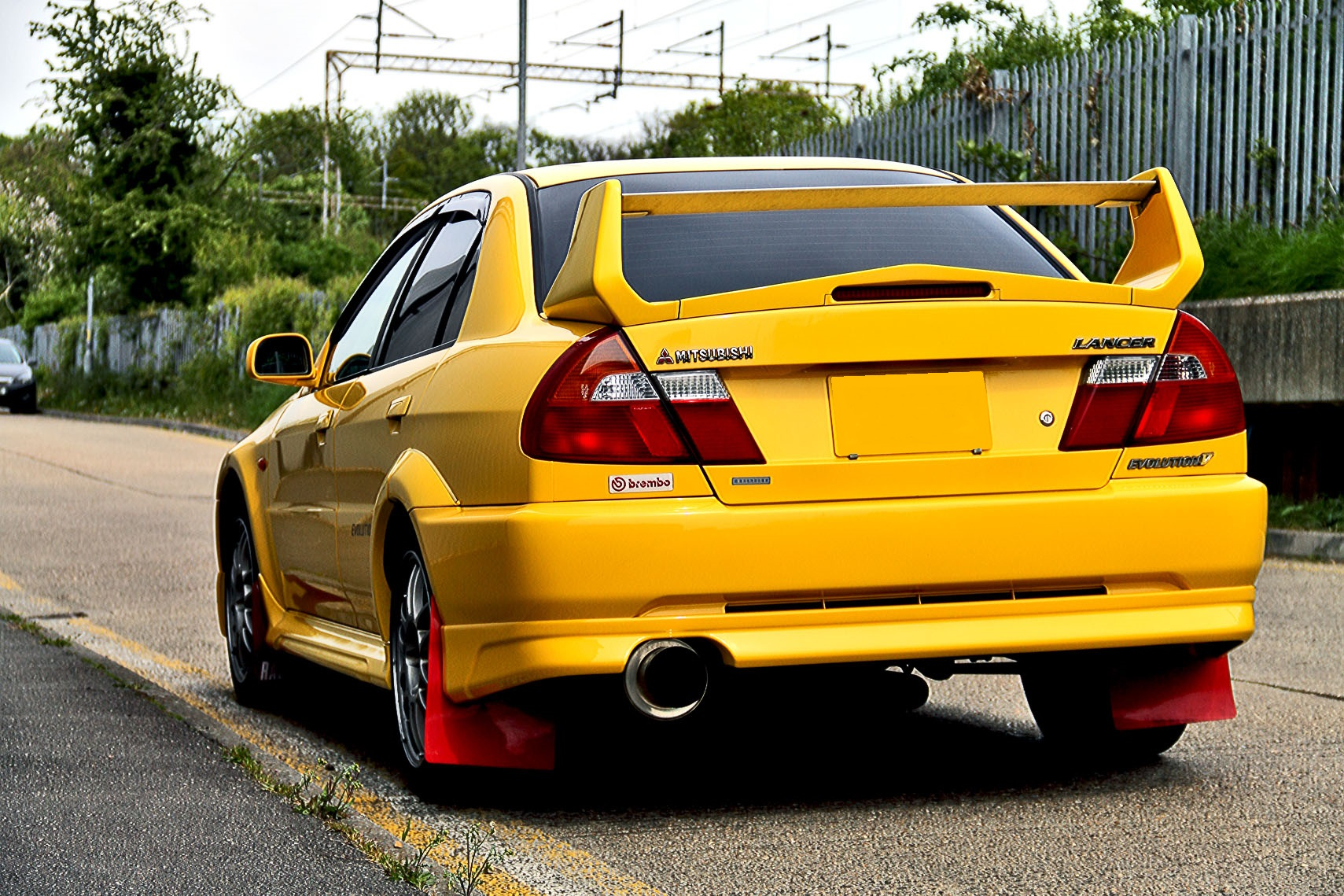Matthew S Mitsubishi Lancer Evolution V Gsrperformance