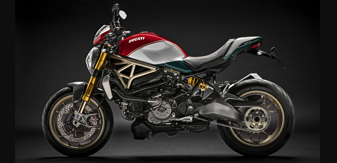 Ducati Bikes The Monster 1200 25 Anniversario Performance Cars